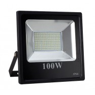 Projecteur LED 100W Plat 6000K