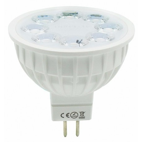 MR16 4W RGB + Variation de blanc dimmable