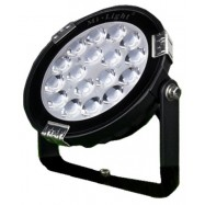 Projecteur de jardin 9W RGB + Variation de blancs + dimmable